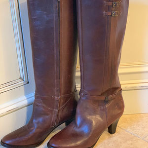 Frye dress boots